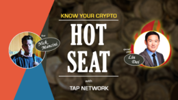 s01e03 – TAP Network's Lin Dai in the Hot Seat!