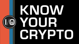 "Presenting our Brand New Podcast – ""Know Your Crypto"" (KYC)"